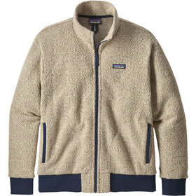 Patagonia Woolyester Fleece Jacket Herr oatmeal heather